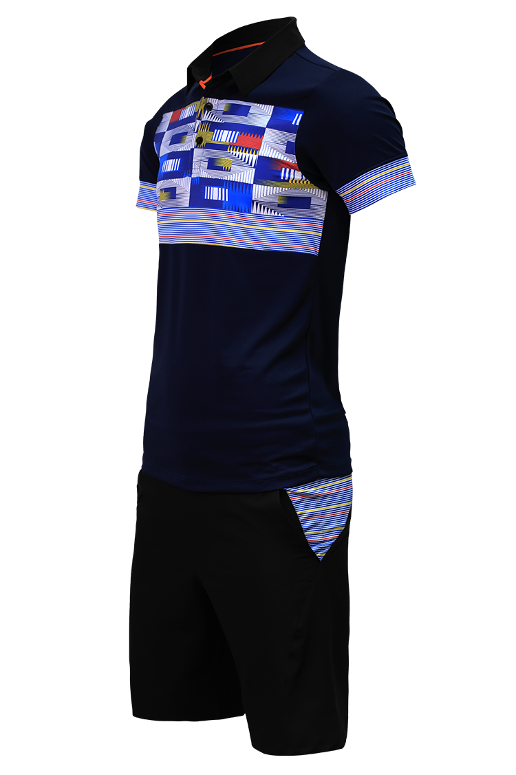 Men's Irona II AA's Geo Graphic Polo A094_set_right.png